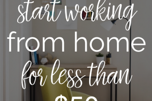 Work from home | The Mogul Mom