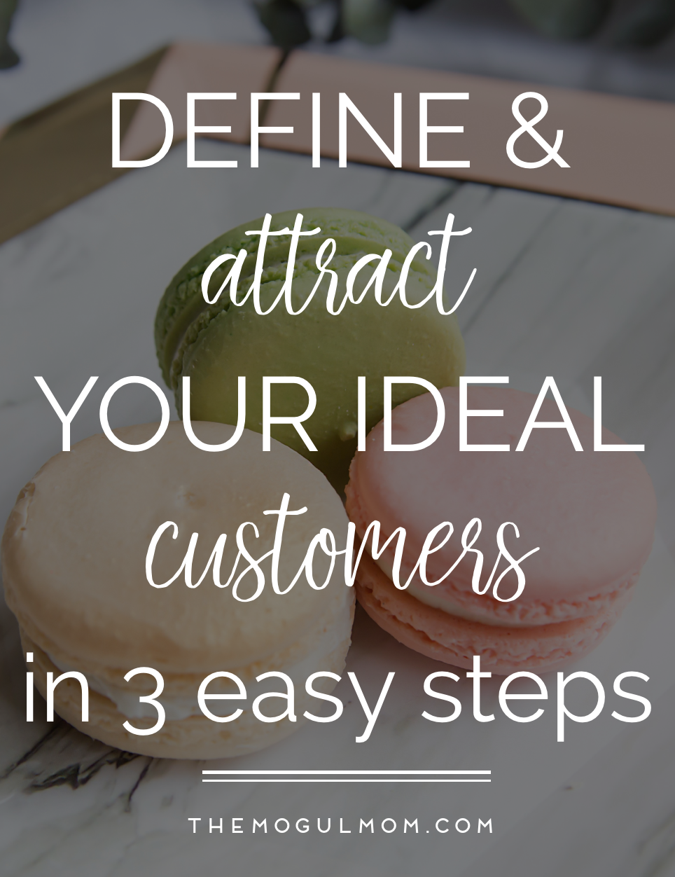 Define and Attract Your Ideal Client In 3 Easy Steps