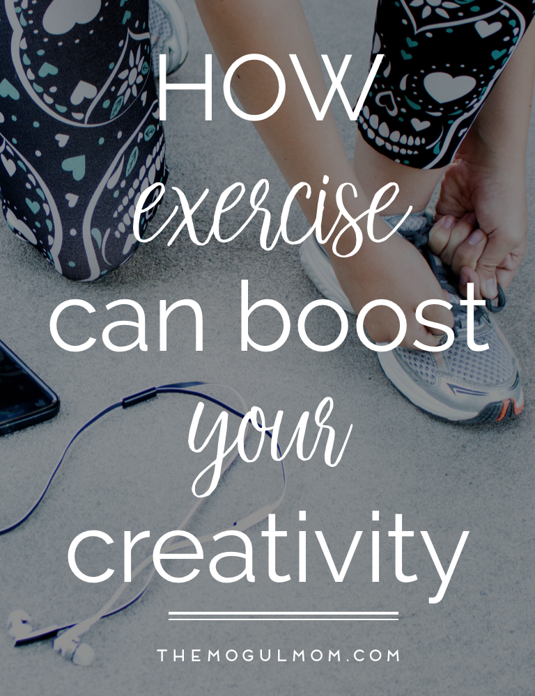Boost Your Creativity With Exercise