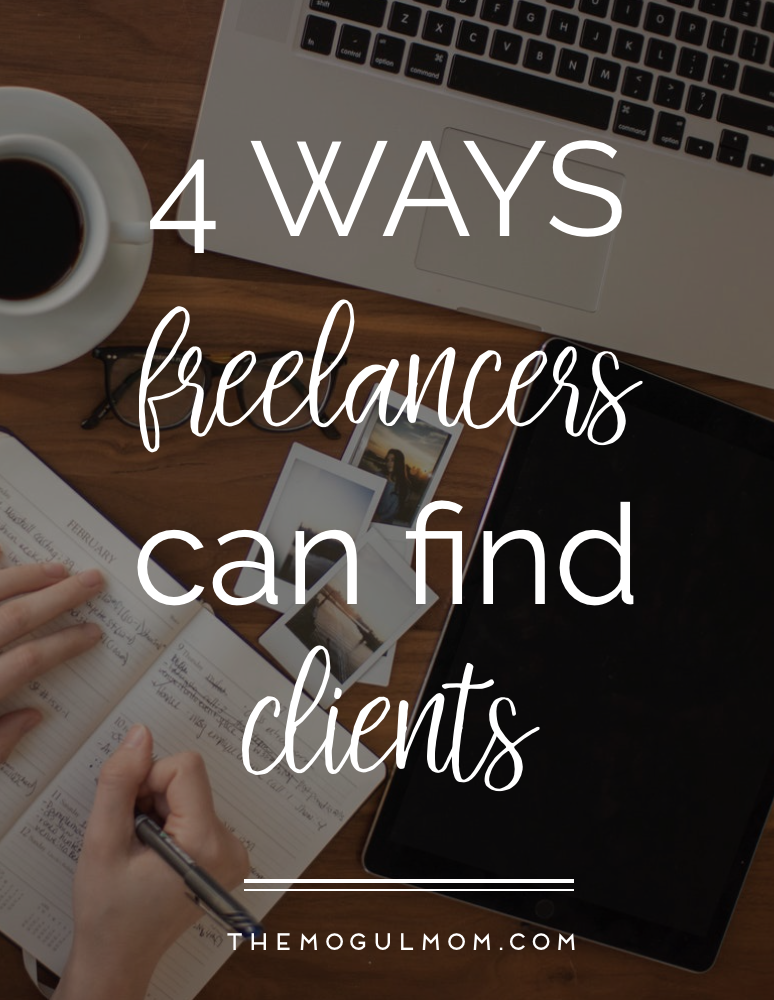 4 Ways Freelancers Can Find Clients