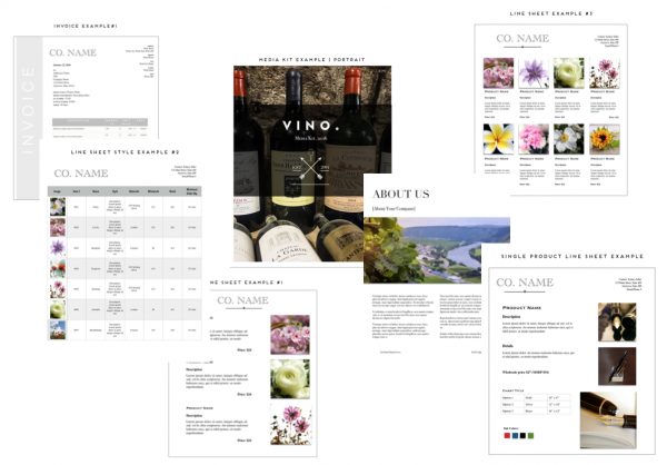 Sample Forms inside Get Retail Ready   The Mogul Mom
