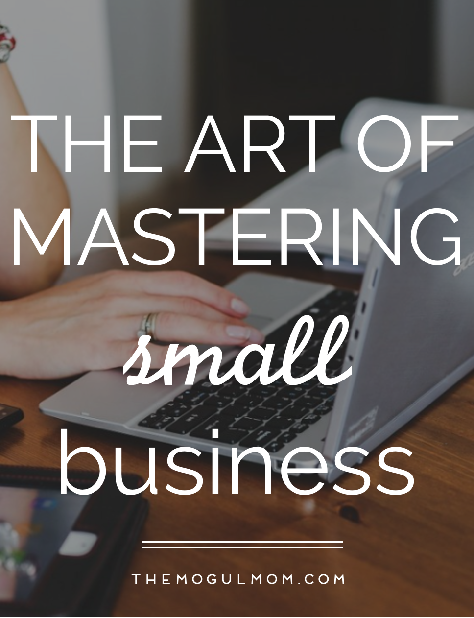 Mastering Small Business