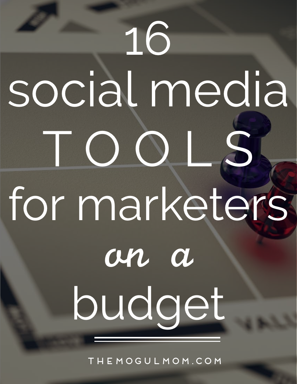 Improving Social Media ROI: 16 Tools for Marketers on a Budget