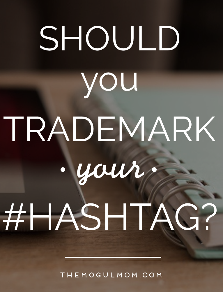 Wondering if you need to trademark your #hashtag?
