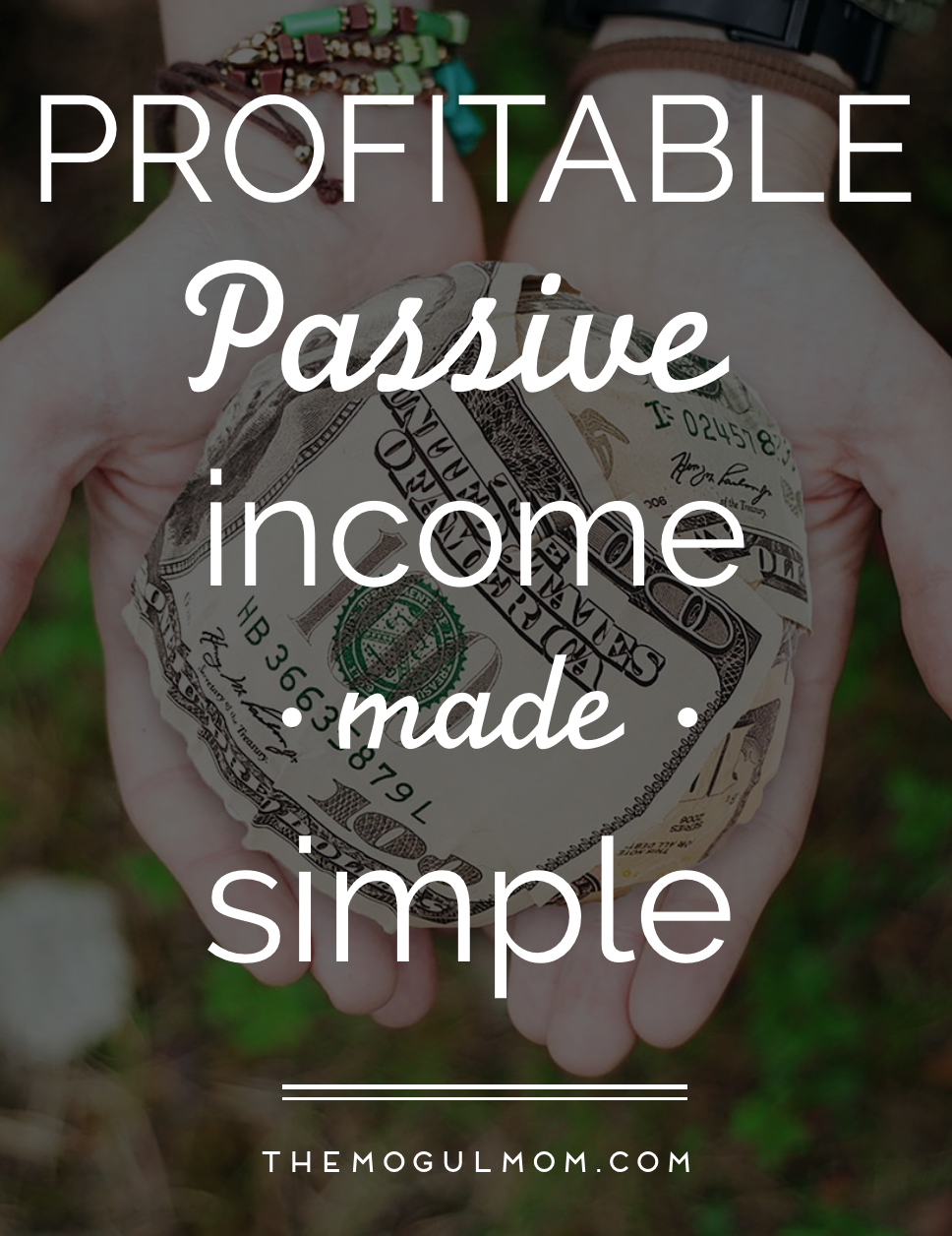 Profitable Passive Income Made Simple
