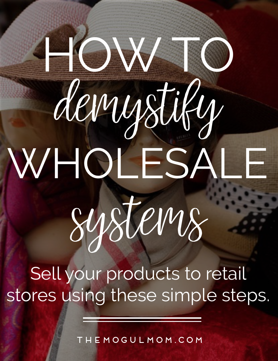 Demystifying Wholesale Systems