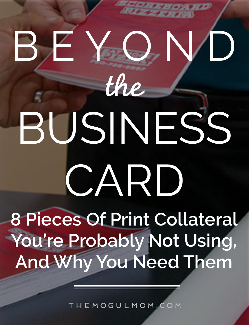 Beyond The Business Card