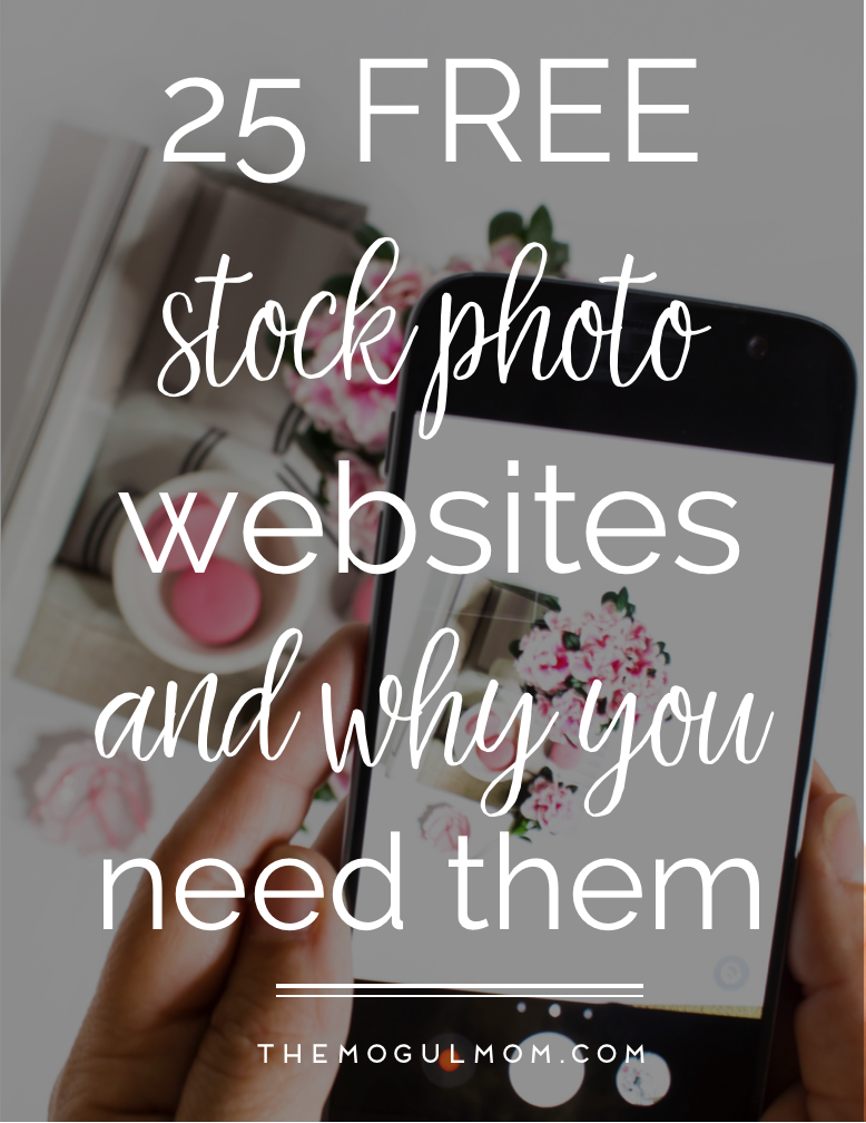 25+ Free Stock Photo Websites And Why You Need Them