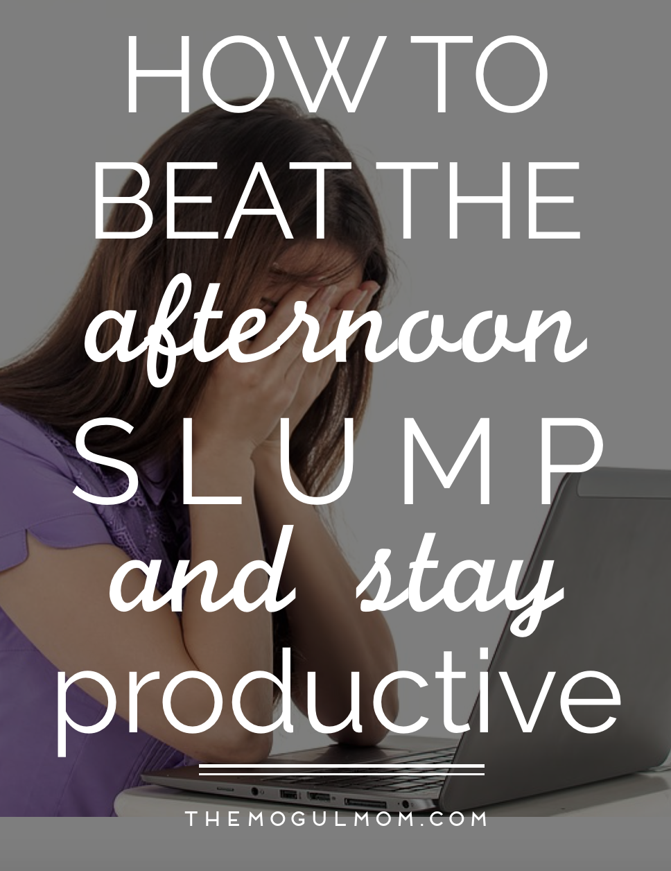 6 Boosts for the Afternoon Slump
