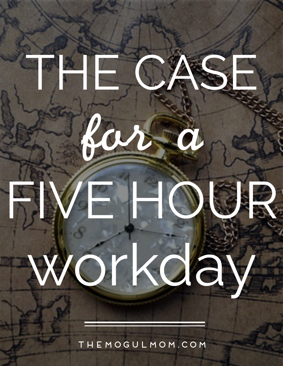 The Case for a Five Hour Workday