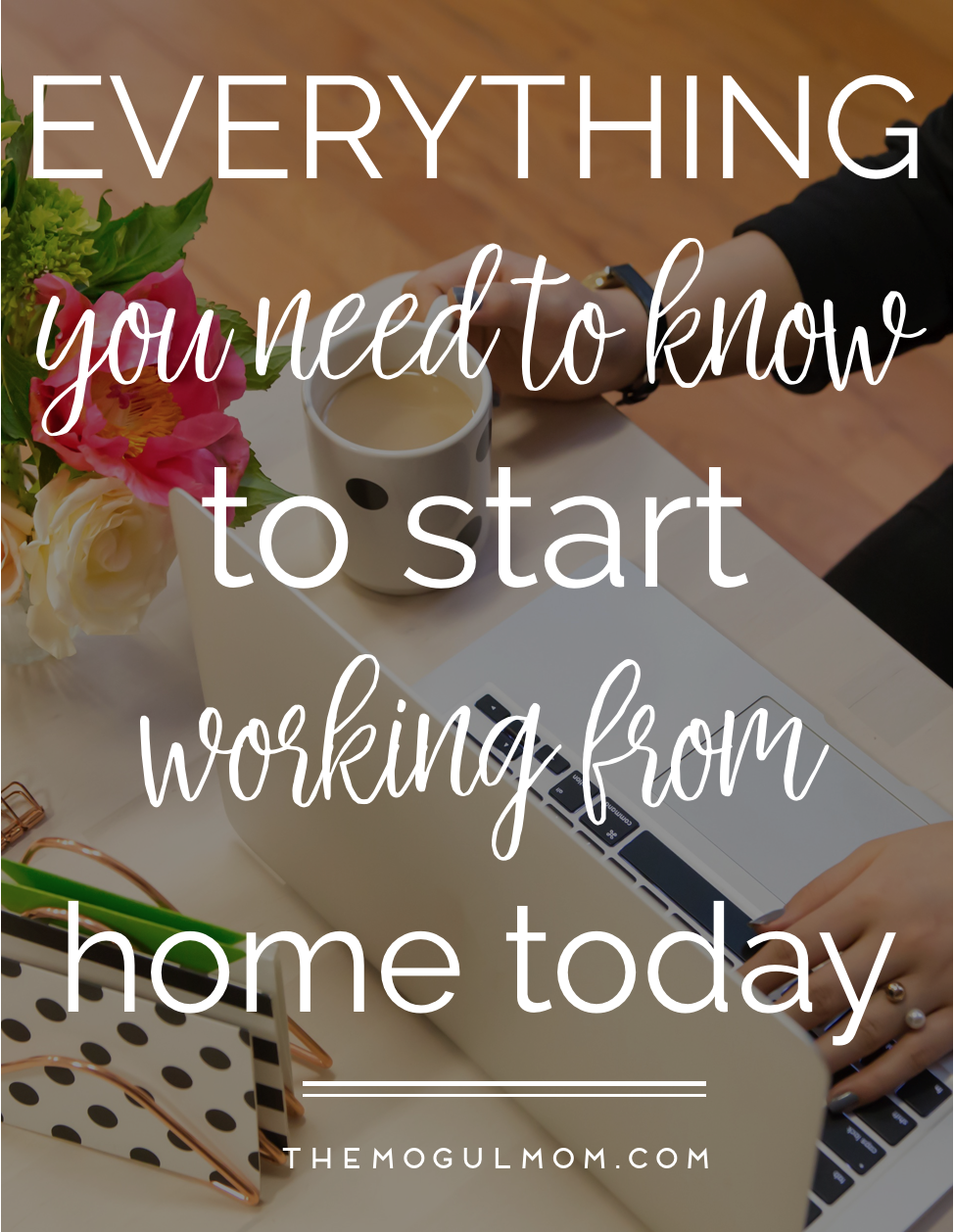 Everything you need to know to start a work-from-home business for under $50