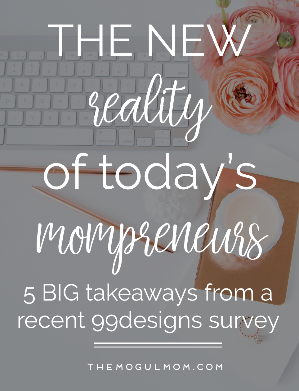 Mompreneur Reality: The Latest Findings
