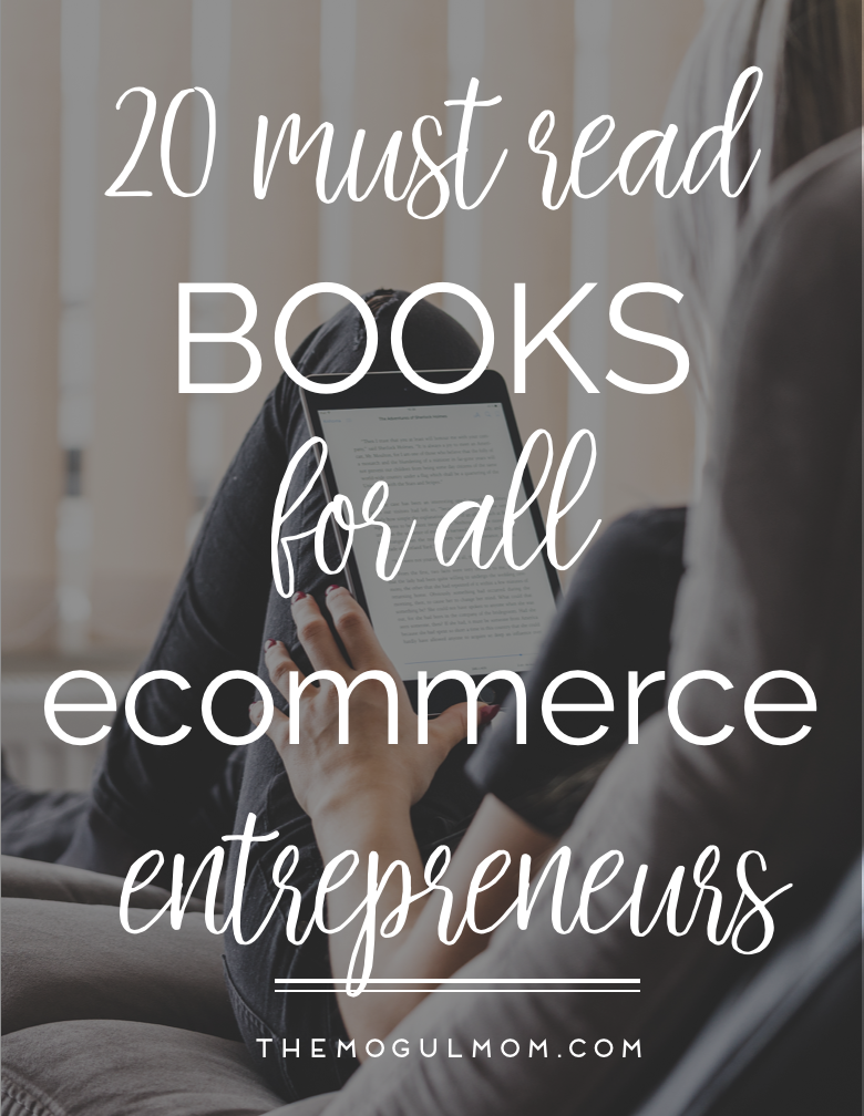 20 Must Read Books For Every eCommerce Business Owner