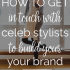 How to get in touch with celebrity stylists | The Mogul Mom