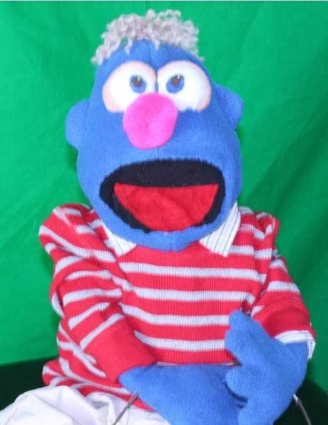 WHY I HAVE CONFERENCE CALLS WITH PUPPETS