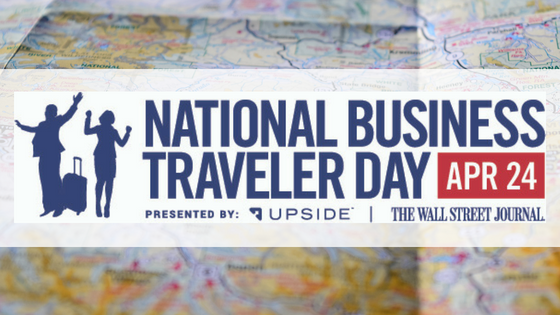 National Business Traveler Day launches…an interview with Genevieve Holmes, Project & Research Director, Upside Business Travel