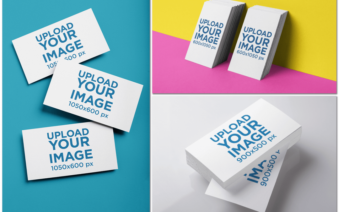 Display Your Business Cards Like a Pro!