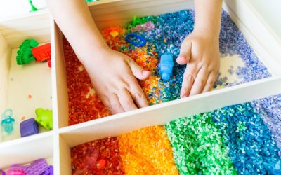 Everything You Need to Know About Sensory Play for Baby